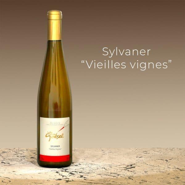 Vincent Goesel - sylvaner vieilles vignes