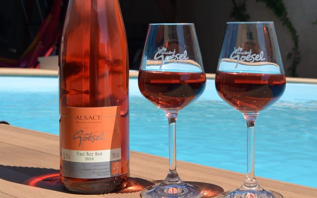C'est l'été, sortez le rosé !